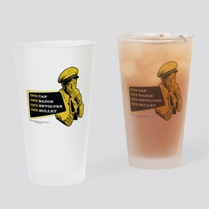 Barney Fife One Drinking Glass