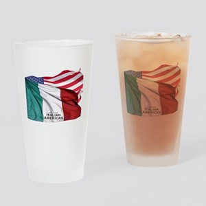 italianamerican Drinking Glass