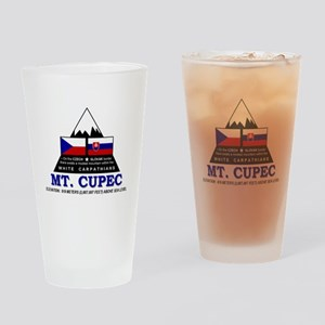 Mount CUPEC Drinking Glass