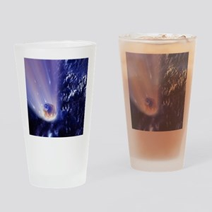 Asteroid impact - Drinking Glass