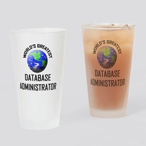 DATABASE-ADMINISTRAT112 Drinking Glass