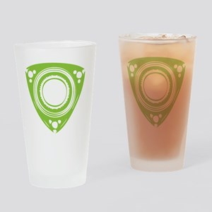 rotarybutton Drinking Glass