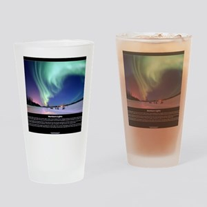 Northern_Lights_full Drinking Glass