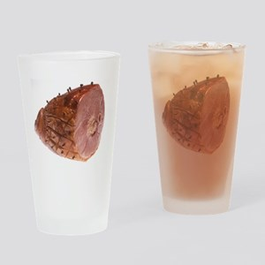 Glazed Ham Drinking Glass