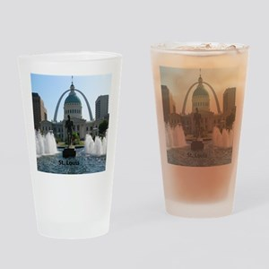 StLouis_10x8_Rect_DowntownStLouis_O Drinking Glass