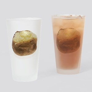 Baked Potato Drinking Glass