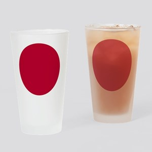 japan-flag Drinking Glass