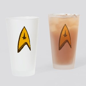 startrek Drinking Glass