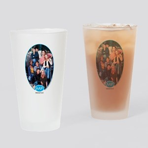 Melrose Place: Group Shot Drinking Glass