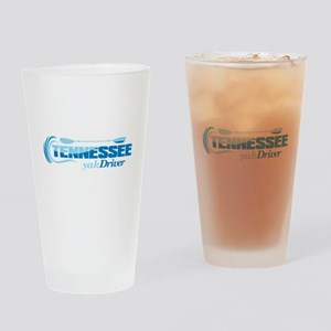 Tennessee yakDriver Drinking Glass