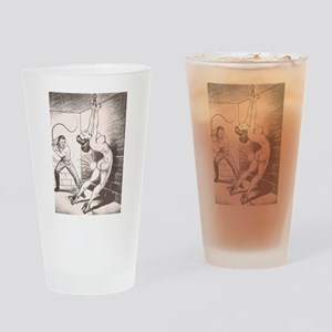 8cabbc17a Nights of Horror by Joe Shuster Drinking Glass