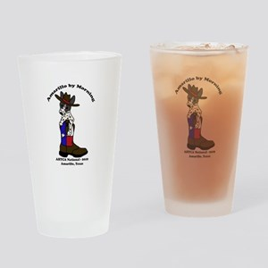 AHT Texas Logo Drinking Glass