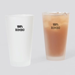 Bimbo Drinking Glasses - CafePress