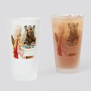 Fairy Tale Collection: Beauty  the  Drinking Glass