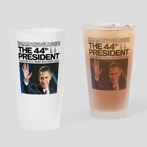 44th President Drinking Glass