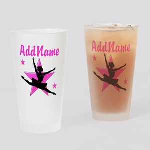 DANCE SUPER STAR Drinking Glass