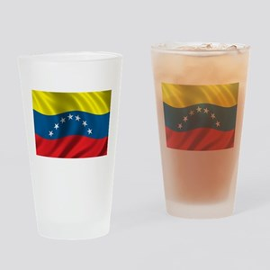 Flag of Venezuela Drinking Glass