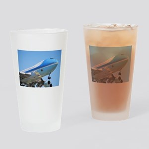 Air Force One Drinking Glass