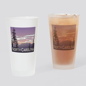 769281c1a5394 North Carolina Drinking Glasses - CafePress