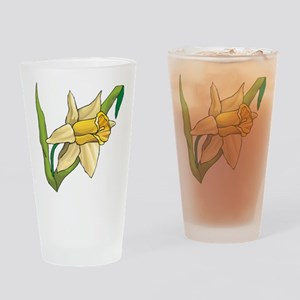 Daffodil Pint Glass