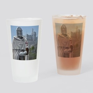 Knights Drinking Glasses - CafePress