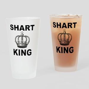 12fd4999e Shart King Drinking Glass