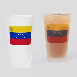 Venezuela Drinking Glass