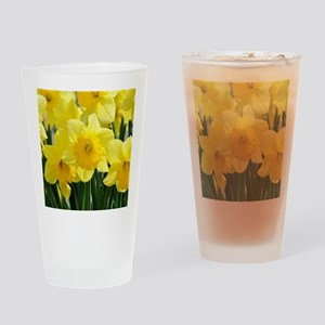 Trumpet Daffodil Drinking Glass