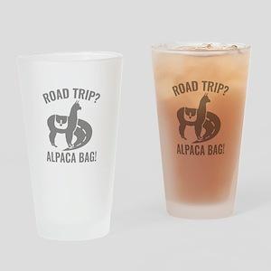 Road Trip? Drinking Glass