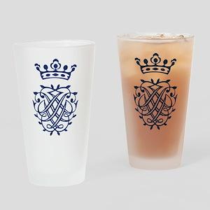Bach's Symbol Drinking Glass