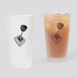 Gear Shift Drinking Glass