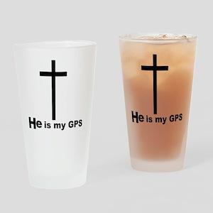HEis HR Drinking Glass