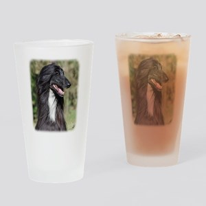 Afghan Hound AA017D-101 Drinking Glass
