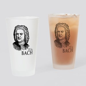 ill_be-bach Drinking Glass