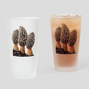 paintedmorels Drinking Glass