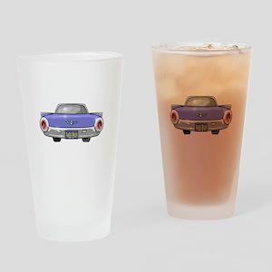 1961 Ford T-Bird Drinking Glass