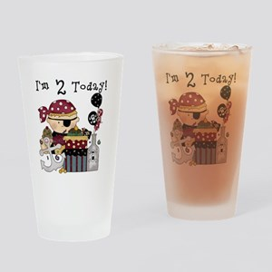BOYPIRATE2 Drinking Glass