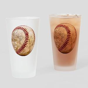 baseball_ball Drinking Glass