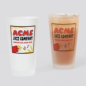 ACME rectangle Drinking Glass
