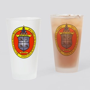 3rd Bn 11th Marines Drinking Glass