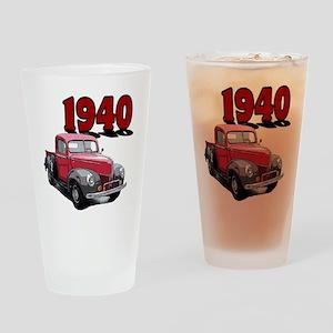 40Fordpick-10 Drinking Glass