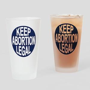 keep-abort-lgl-LTT Drinking Glass