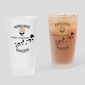airborne ranger Drinking Glass