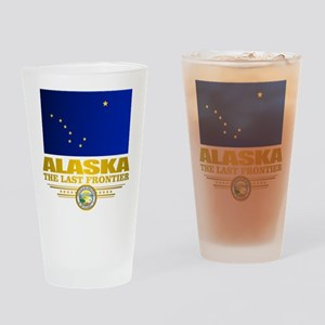 Alaska Pride Drinking Glass
