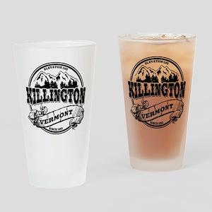 Killington Old Circle Drinking Glass