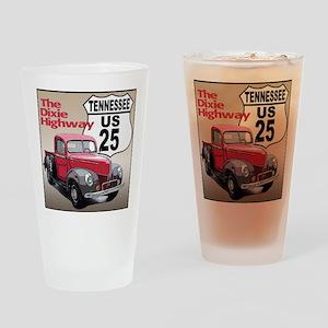 25-TN-40FordTk-10 Drinking Glass