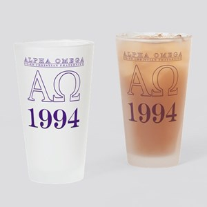 Front - Transparent Drinking Glass