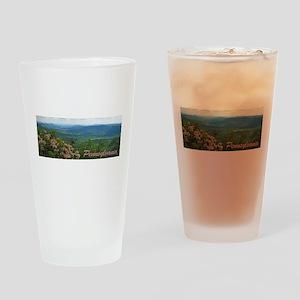 Pennsylvania Mountain Laurel Drinking Glass