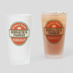 Aeronautical Engineer Drinking Glass