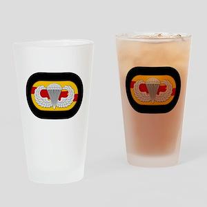 75th Ranger Airborne Drinking Glass